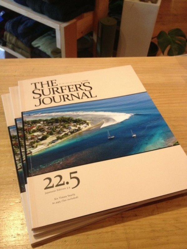 画像1: SURFERS JORNAL/サーファーズジャーナル 日本語版22.5