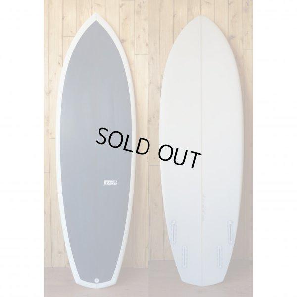 """画像1: 20%OFF【CRAFT SURFBOARD/クラフトサーフボード】 SiRaSu 5'10"""""""