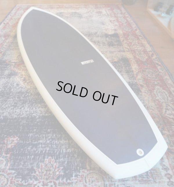 """画像2: 20%OFF【CRAFT SURFBOARD/クラフトサーフボード】 SiRaSu 5'10"""""""