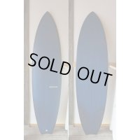 【YU SURFBOARDS】CRUISE FISH 7'2""