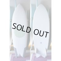 【Brink Surfboards】Fishermans friend symmetrical 5.8 1/2