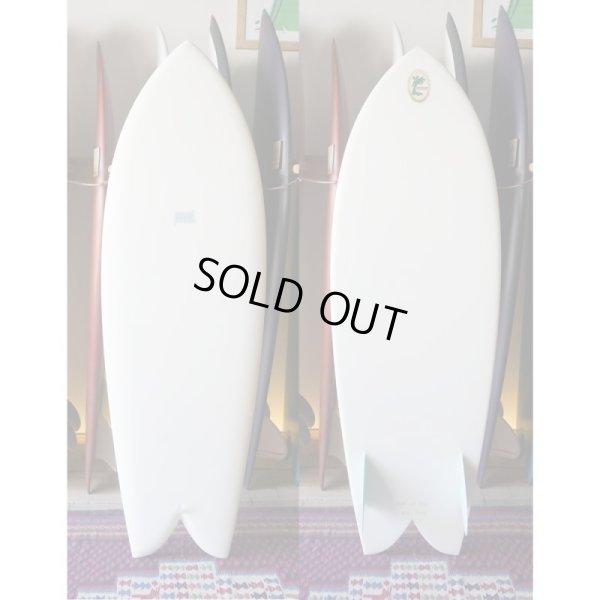 """画像1: 【RICH PAVEL SURFBOARD/リッチパベル】Will & Grace 5'5"""" Varial foam"""