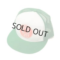 【Travis Reynolds】Cap/Green,White/Coral