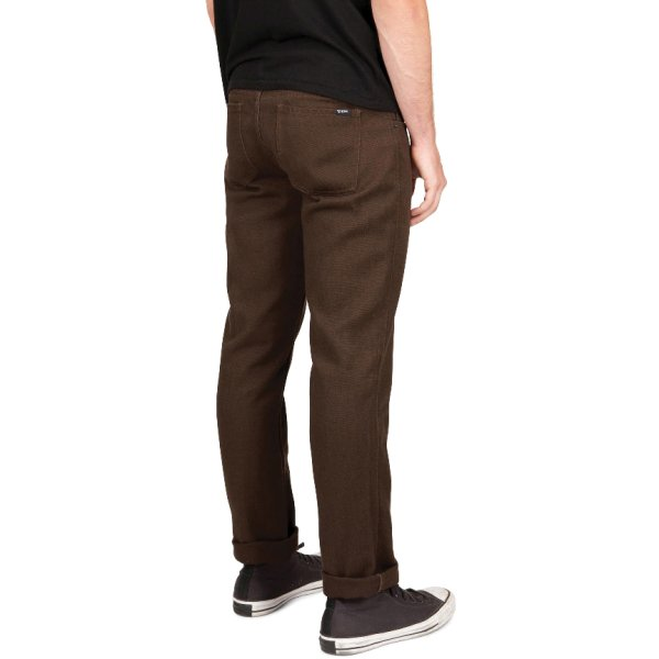 画像3: 30%OFF【BRIXTON/ブリクストン】RESERVE 5POCKET PANT/BROWN