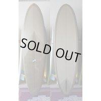 "【THOMAS BEXSON SURFDOARDS/トーマスベクソンサーフボード】Mid Length Friend 7'2"""