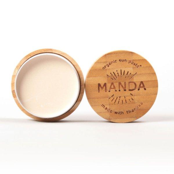 画像3: 【MANDA】organic sun paste 日焼け止め