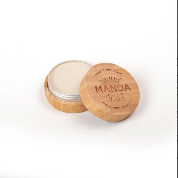 画像4: 【MANDA】organic sun paste 日焼け止め