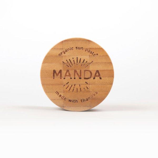 画像1: 【MANDA】organic sun paste 日焼け止め