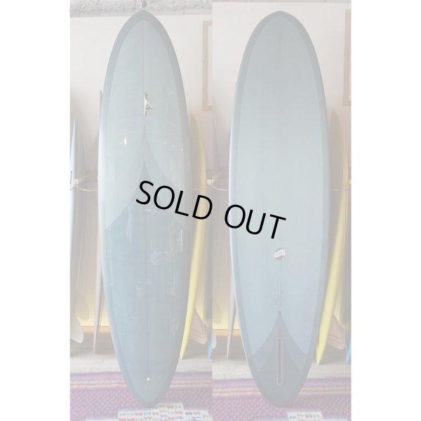 """画像1: 【THOMAS BEXSON SURFDOARDS/トーマスベクソンサーフボード】Mid Length Friend 7'6"""""""