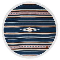 【SLOWTIDE】ROUND TOWEL/LAKOTA