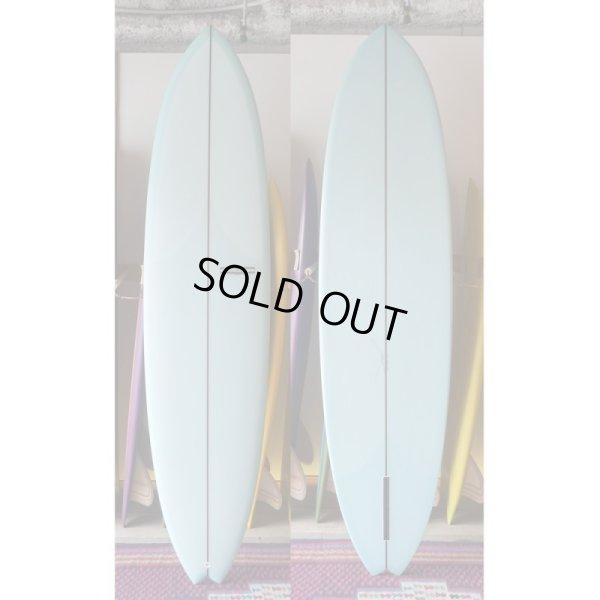 """画像1: 【YU SURFBOARDS】Mini Glider 7'10"""""""