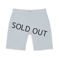 30%OFF【BRIXTON/ブリクストン】TOIL II HEMMED SHORT/DUSTY BLUE