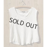 30%OFF【CAL.Berries】WEEKEND GETAWAYS TANK/WHITE