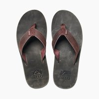 【REEF/リーフ】MEN'S REEF VOYAGE LE/GREY-/RED