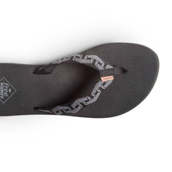 画像2: 【Freewaters/フリーウォータース】Women's sandal/SUPREEM/Black/US6(23cm)