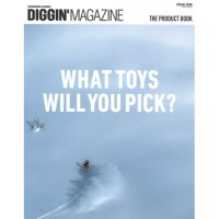 【Diggin' MAGAZINE】 SPECIAL ISSUE THE PRODUCT BOOK