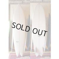 """【THOMAS BEXSON SURFDOARDS/トーマスベクソンサーフボード】Long Fish 7'6"""""""