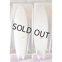 """【THOMAS BEXSON SURFDOARDS/トーマスベクソンサーフボード】Long Fish 7'4"""""""