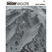 【Diggin' MAGAZINE】 ISSUE 11 『NISEKO CHRONICLE』
