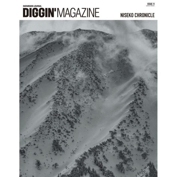 画像1: 【Diggin' MAGAZINE】 ISSUE 11 『NISEKO CHRONICLE』