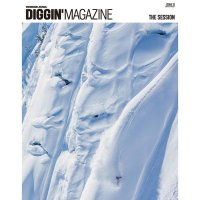 【Diggin' MAGAZINE】 ISSUE 12 『THE SESSION』