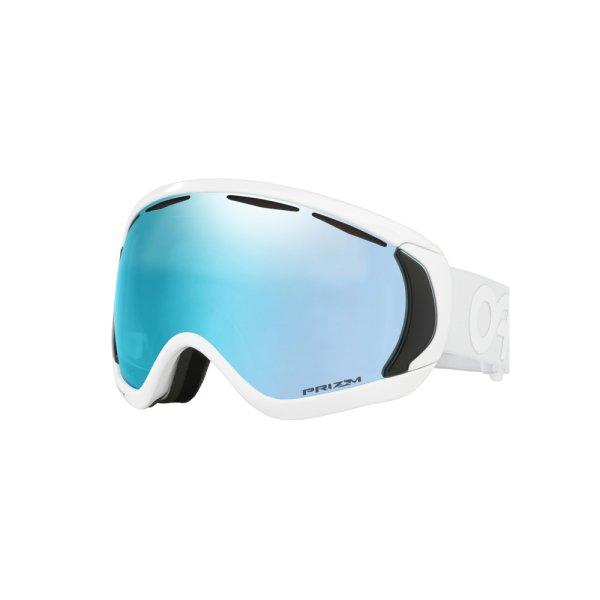 画像1: 【OAKLEY/オークリー】Canopy™ Factory Pilot Whiteout (Asia Fit) Snow Goggle