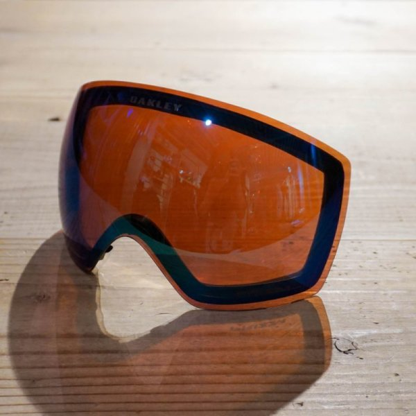 画像1: 【OAKLEY/オークリー】Flight Deck™ REPLACEMENT LENSES/ Prism Sapphire Iridum