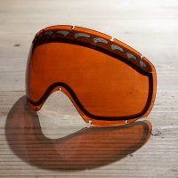【OAKLEY/オークリー】CROWBER REPLACEMENT LENSES/ Prism Rose