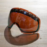 【OAKLEY/オークリー】CROWBER REPLACEMENT LENSES/Snow Prism Sapphire Iridum
