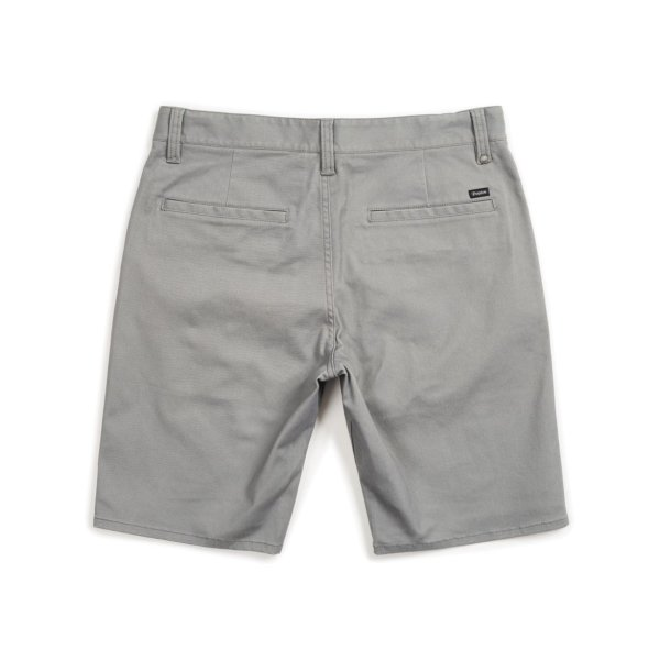画像2: 【BRIXTON/ブリクストン】TOIL II HEMMED SHORT/CEMENT