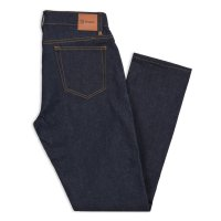 【BRIXTON/ブリクストン】RESERVE 5-POCKET DENIM PANT/RAW INDIGO