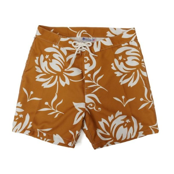 画像1: 30%OFF【Yellow Rat】Surfing Hollow Days Trunks/Yellow
