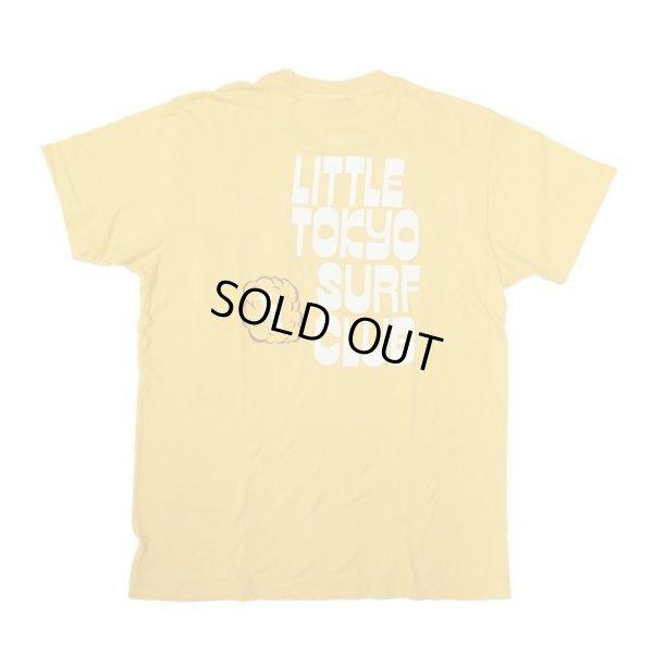 画像1: 30%OFF【Yellow Rat】Little Tokyo Surf Club Tee/Yellow/M