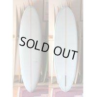 "【CRAFT SURFBOARD/クラフトサーフボード】PistachioSingle6'6"""