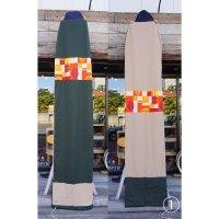 """【BOLSAS MI AMOR 】SURFBOARD CASE/10'0"""""""
