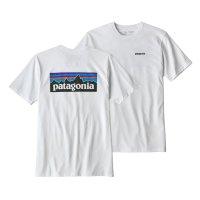 【PATAGONIA/パタゴニア】メンズ・P-6ロゴ・レスポンシビリティー/White (WHI)