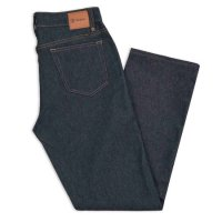 【BRIXTON/ブリクストン】LABOR 5-POCKET DENIM PANT / RAW INDIGO
