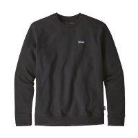 【PATAGONIA/パタゴニア】メンズ・P-6 ラベル・アップライザル・クルー・スウェットシャツ/Black (BLK)