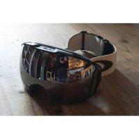 【OAKLEY/オークリー】Airbrake® XL DarkBrushGry w/PrzmBlk&PrzmHipinkGBL Snow Goggle