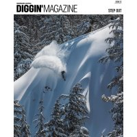 【Diggin' MAGAZINE】ISSUE 13『STEP OUT』