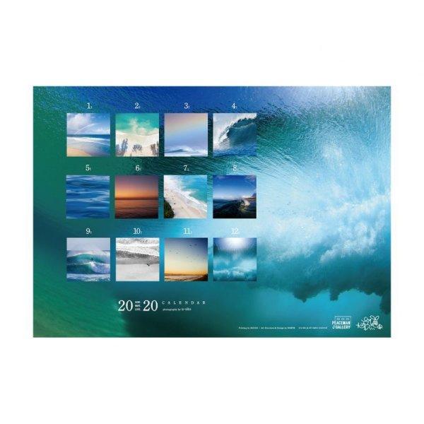 画像2: 2020年度版カレンダー/フォトグラファーU-SKE