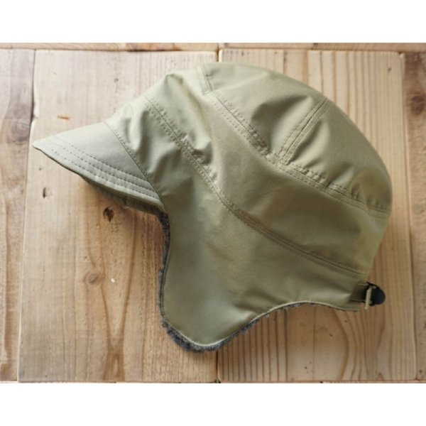 画像2: ◆即出荷OK◆19-20モデル【GREEN CLOTHING/グリーンクロージング】BOA CAP/OLIVE