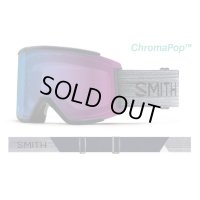 30%OFF◆即出荷OK◆19-20モデル【SMITH/スミス】Squad XL INK(CP Photochromic Rose Flash【調光】 / Clear)