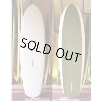 【Ellis Ericson Surfboards】Edge Board 6'2""