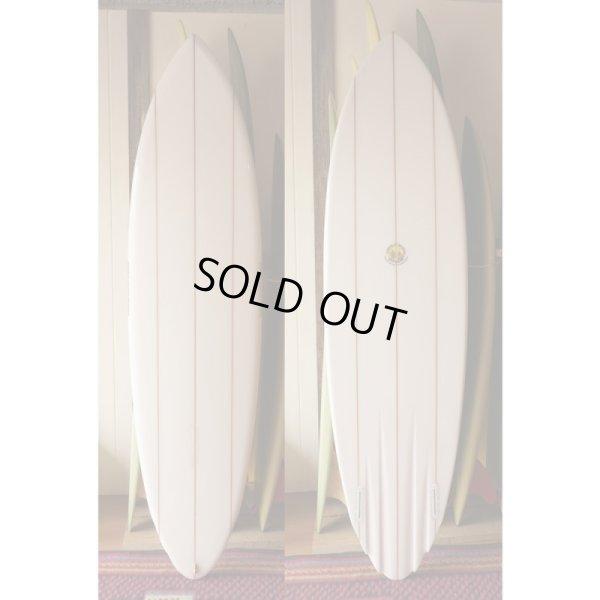"""画像1: 【Morning Of The Earth Surfboards】FIJI 6'10"""""""