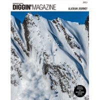 【Diggin' MAGAZINE】ISSUE 14『ALASKAN JOURNEY』