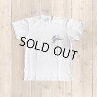 【Yellow Rat】Pocket T-Shirt DingOriginal Margaret Kilgallen/Blue