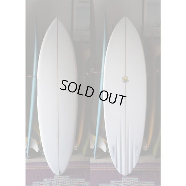 """画像1: 【Morning Of The Earth Surfboards】FIJI 6'3"""""""