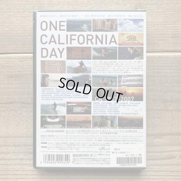 画像2: ONE CALIFORNIA DAY