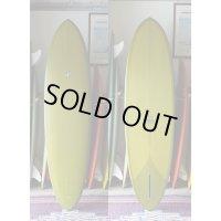 "【THOMAS BEXSON SURFDOARDS/トーマスベクソンサーフボード】Convenience Mid 7'2"" Japan Shaping"